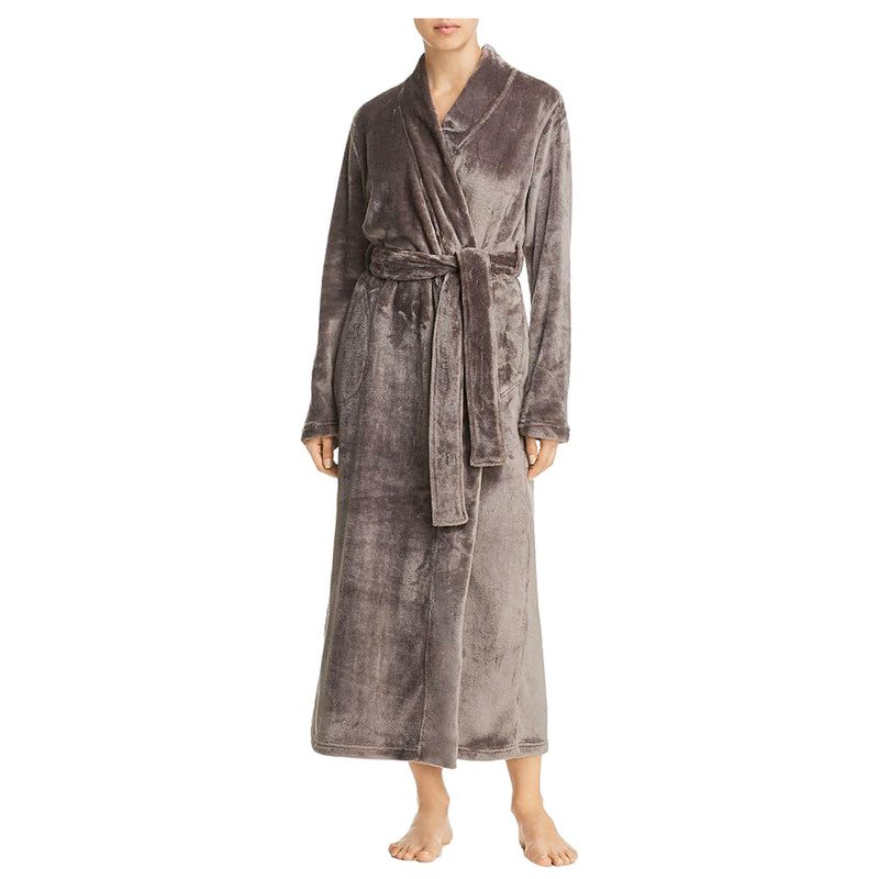 Ugg Marlow Robe in Charcoal Color