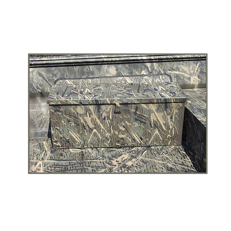 War Eagle 30 Inch Gun/Storage Box in Mossy Oak Breakup
