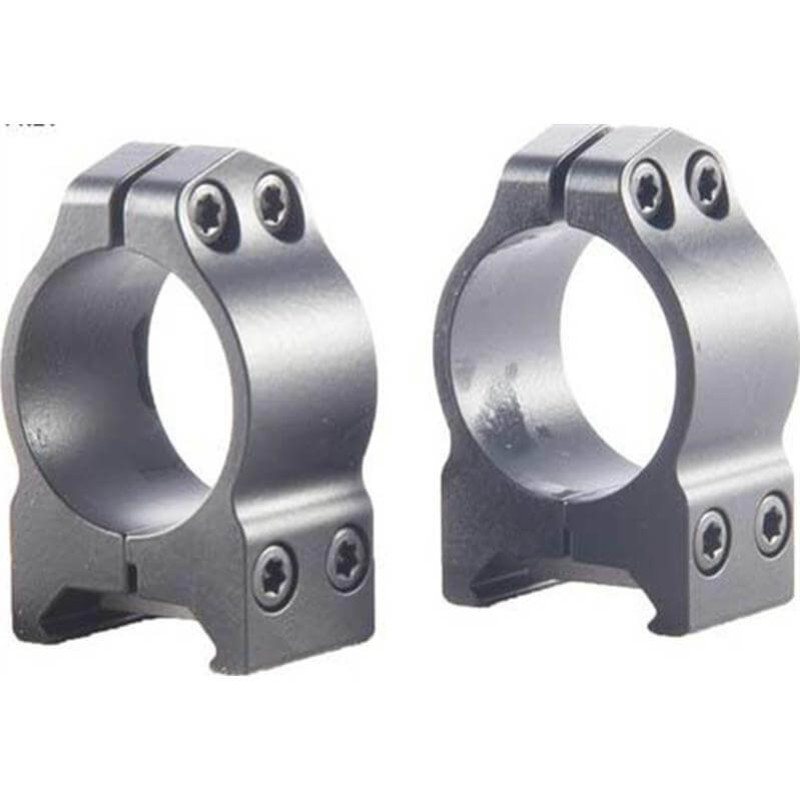 Warne 200M Maxima TPA Scope Rings - 1 Inch Low