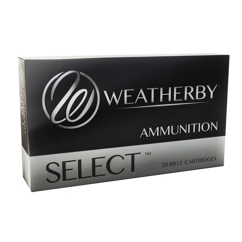 Weatherby Select 240 Wby Mag 100 Gr Hornady Interlock 20 Rd