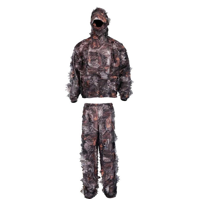 World Famous Sports 2-Piece Camo Leafy Suit in main