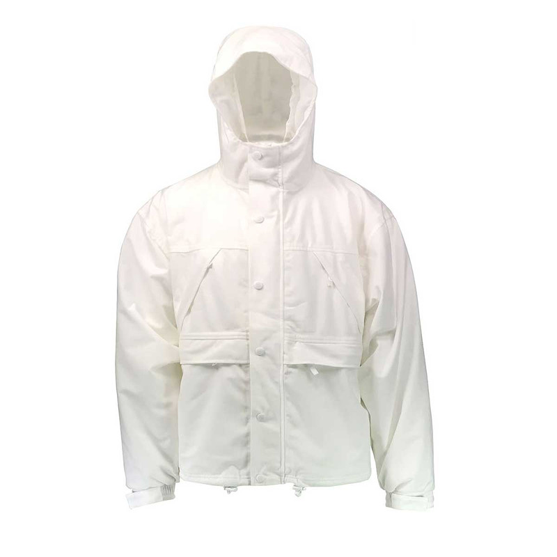 MPW Outfitter Snow Goose Parka in White Color