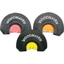 Woodhaven Black Death Diaphragm Turkey Call - 3 Pack