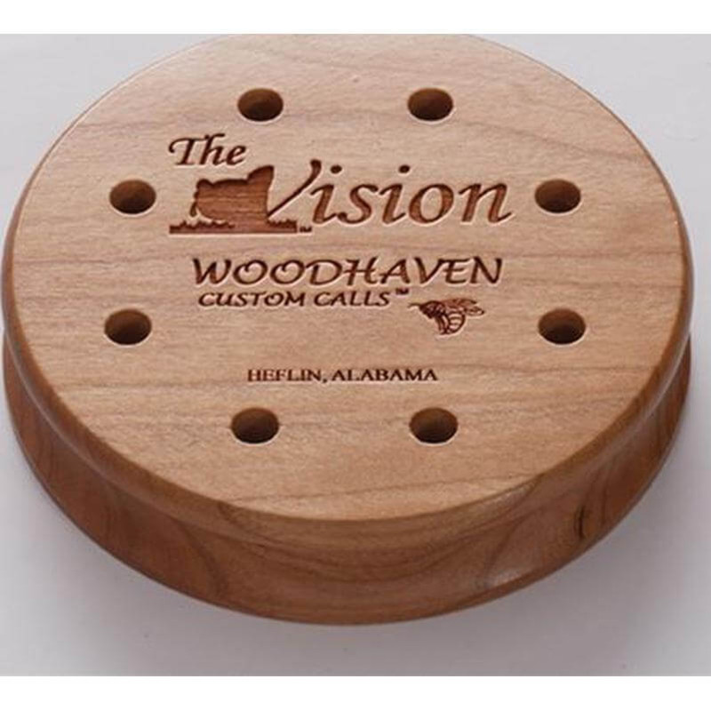 Woodhaven Vision Aluminum Friction Turkey Call