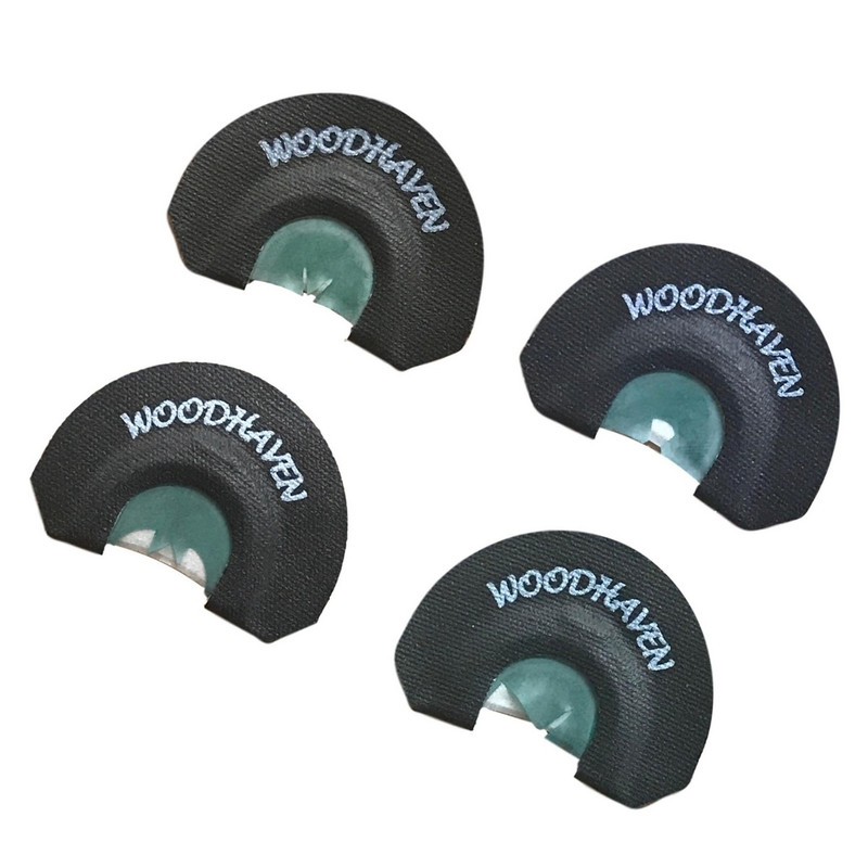 Woodhaven Ninja 4 Pack Turkey Mouth Call