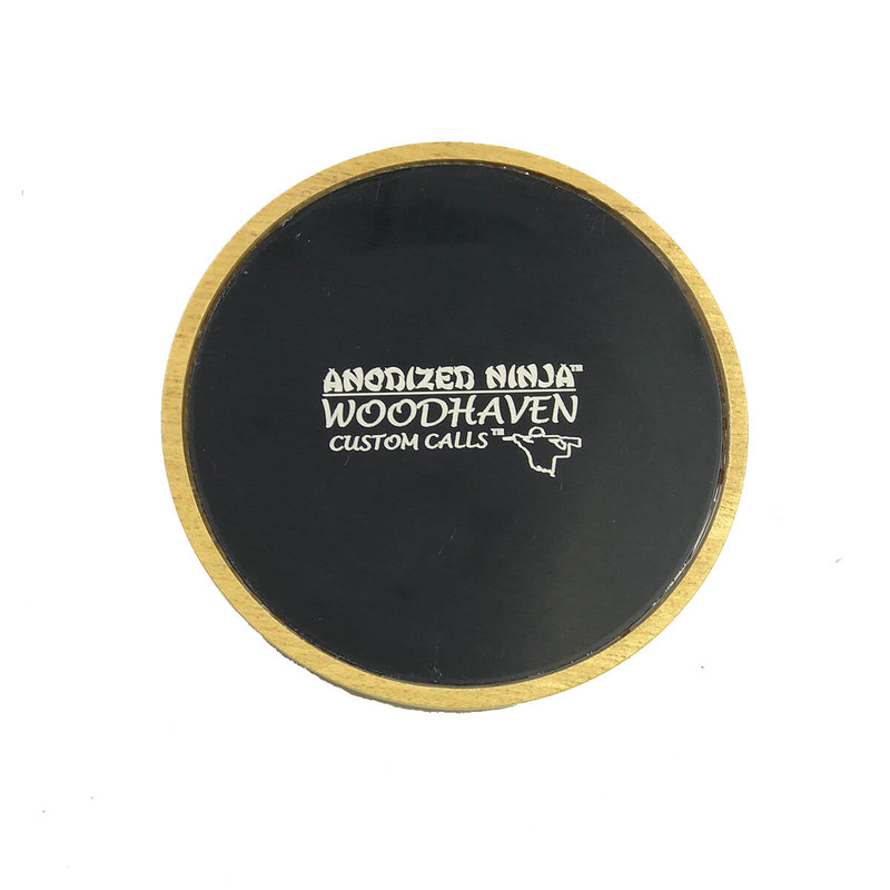 Woodhaven The Anodized Ninja Turkey Call