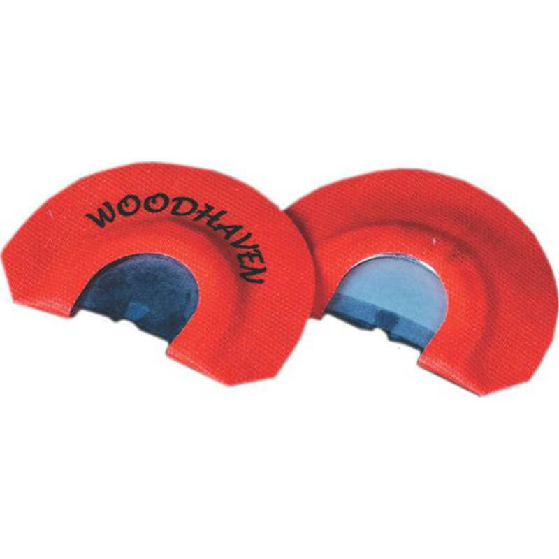 Woodhaven Ghost Cut Diaphragm Turkey Call - 3 Pack