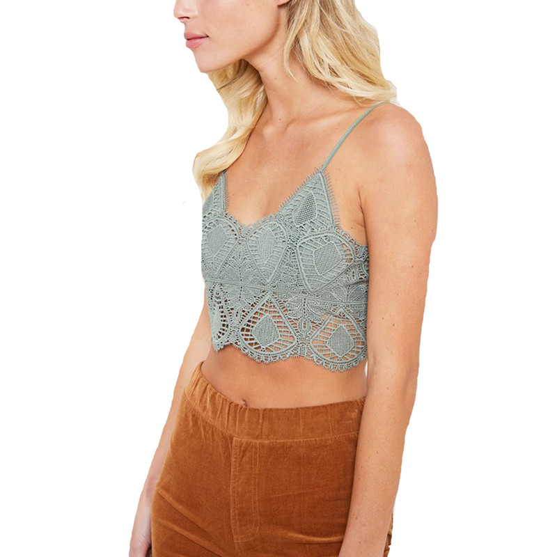 Wishlist Intimate Top in Sage Color