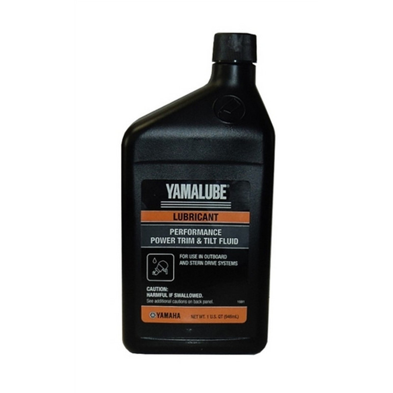 Yamaha Performance Power Trim and Tilt Fluid - Quart
