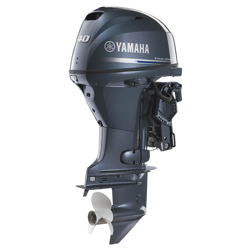 "Yamaha F40LA Remote Midrange Power T&T 20"" - 40HP"