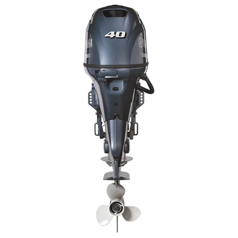 Yamaha F40LEHA Tiller Midrange Nitro-Assist 20