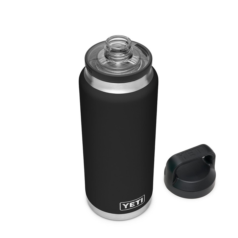 Yeti Rambler Bottle 36 Ounce in Black Color