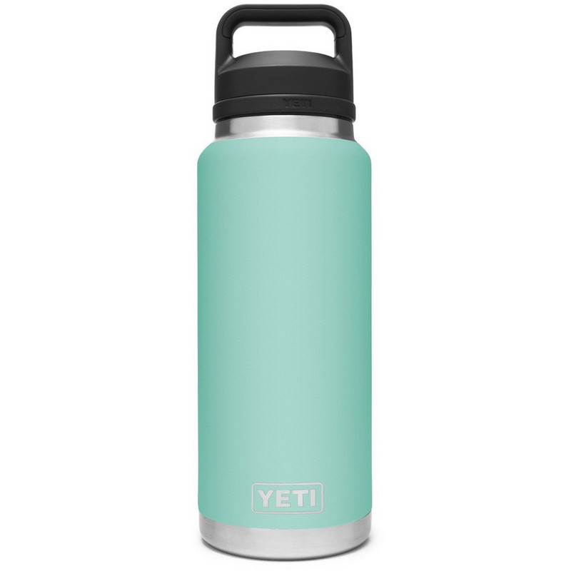 Yeti Rambler Bottle 36 Ounce in Seafoam Color