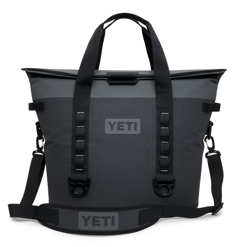 Yeti Hopper M30 in Charcoal Color