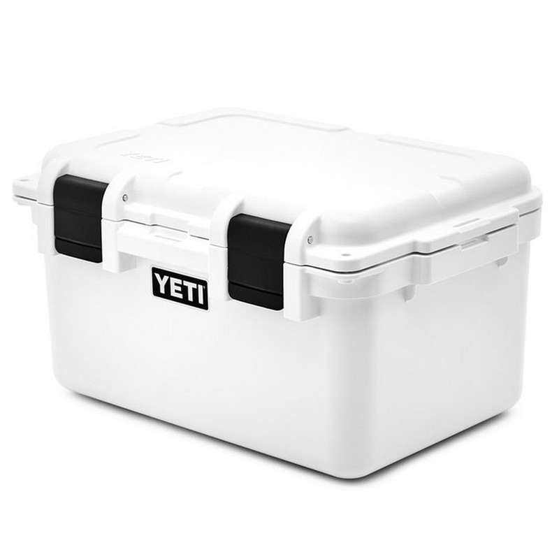 Yeti Loadout GoBox 30 in White Color