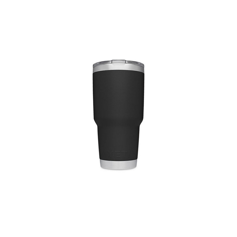 Yeti Rambler Tumbler 30 Ounce in Black Color