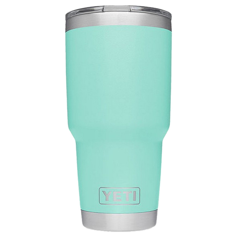 Yeti Rambler Tumbler 30 Ounce in Seafoam Color