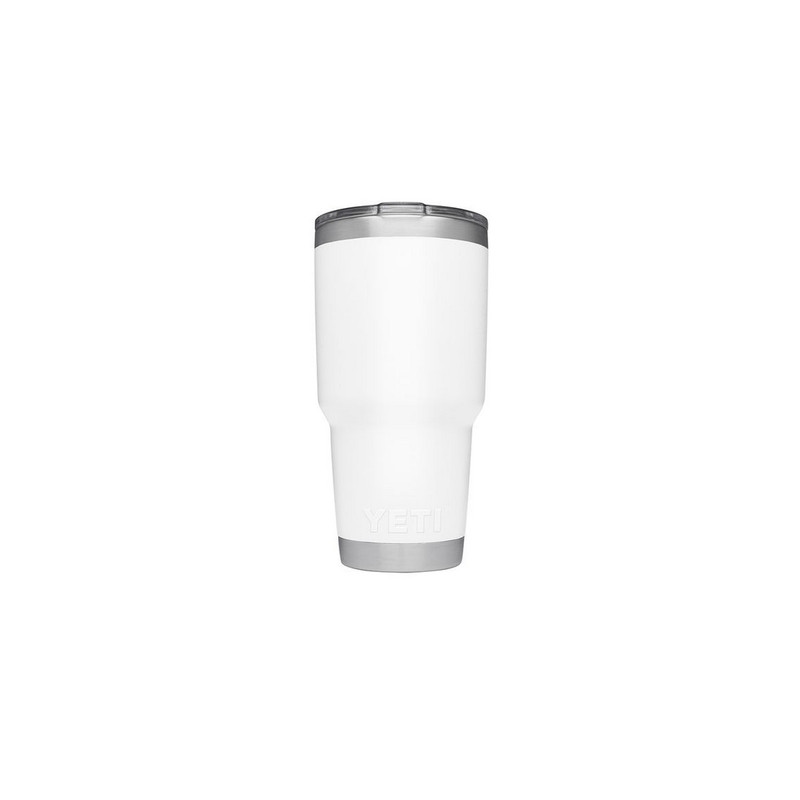 Yeti Rambler Tumbler 30 Ounce in White Color