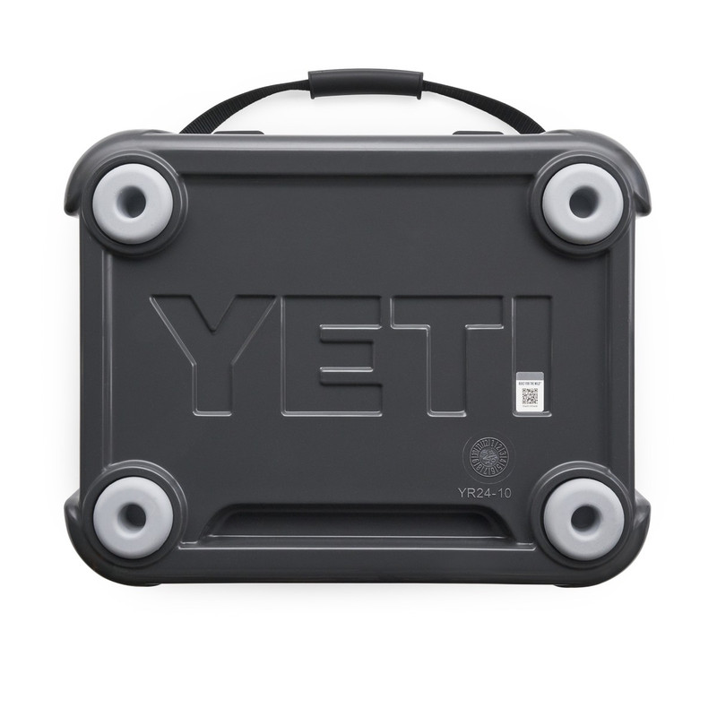 Yeti Roadie 24 Cooler in Charcoal Color