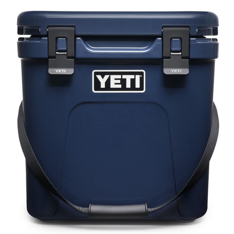 Yeti Roadie 24 Cooler in Navy Color
