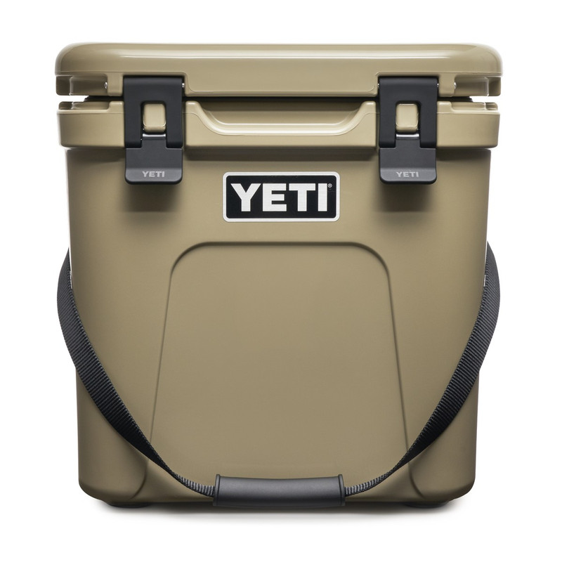 Yeti Roadie 24 Cooler in Tan Color
