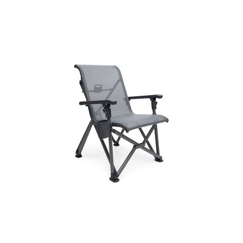 Yeti TrailHead Camp Chair in Charcoal Color