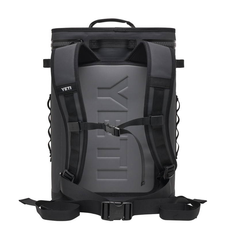 Yeti Hopper Backflip 24 in Charcoal Color