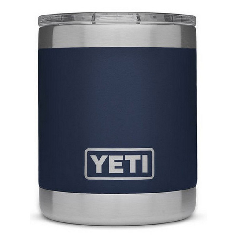 Yeti Rambler Lowball 10 Ounce in Navy Color