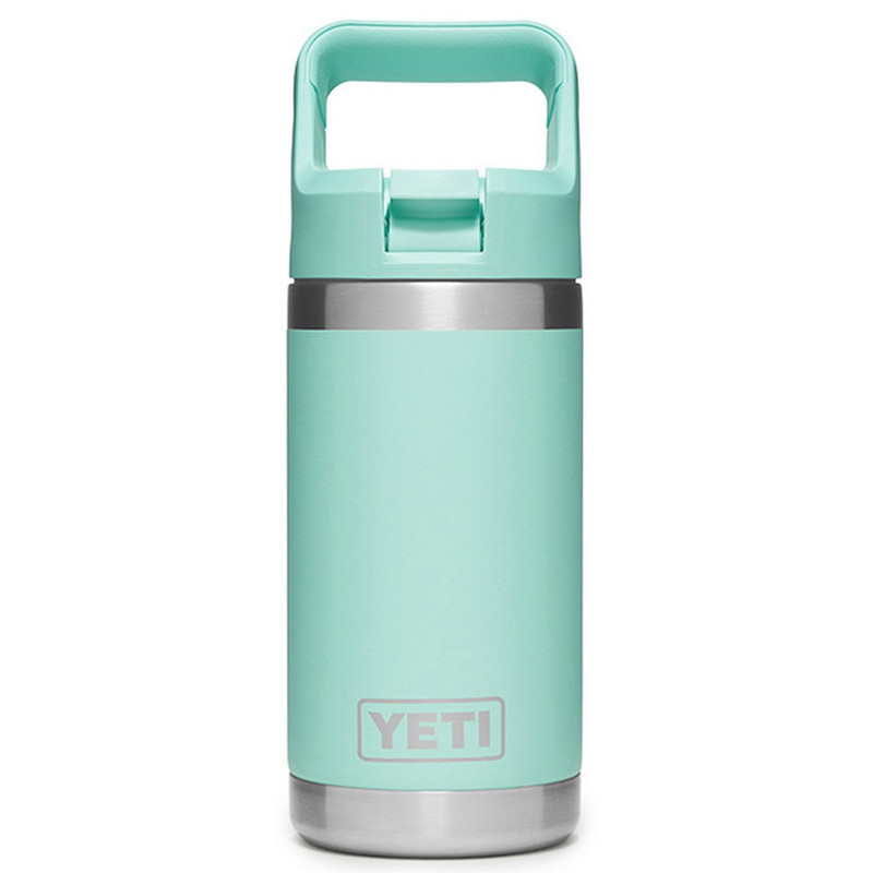 Yeti Rambler Jr 12 Oz Kids Bottle in Seafoam Color