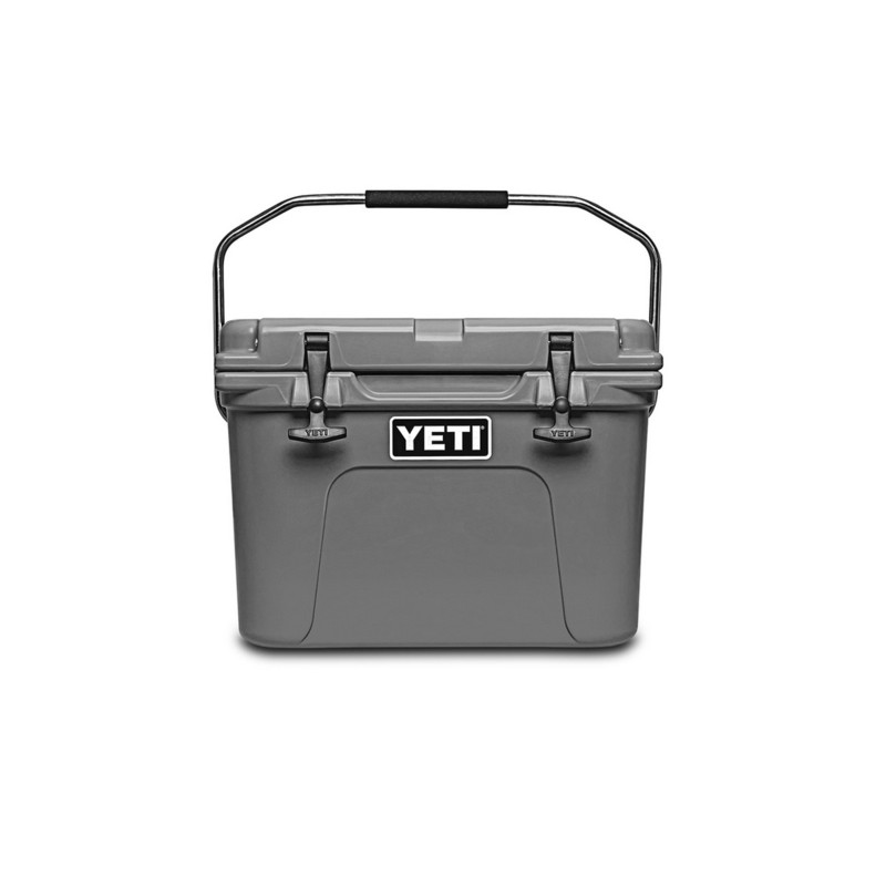 Yeti Roadie 20 Cooler in Charcoal Color