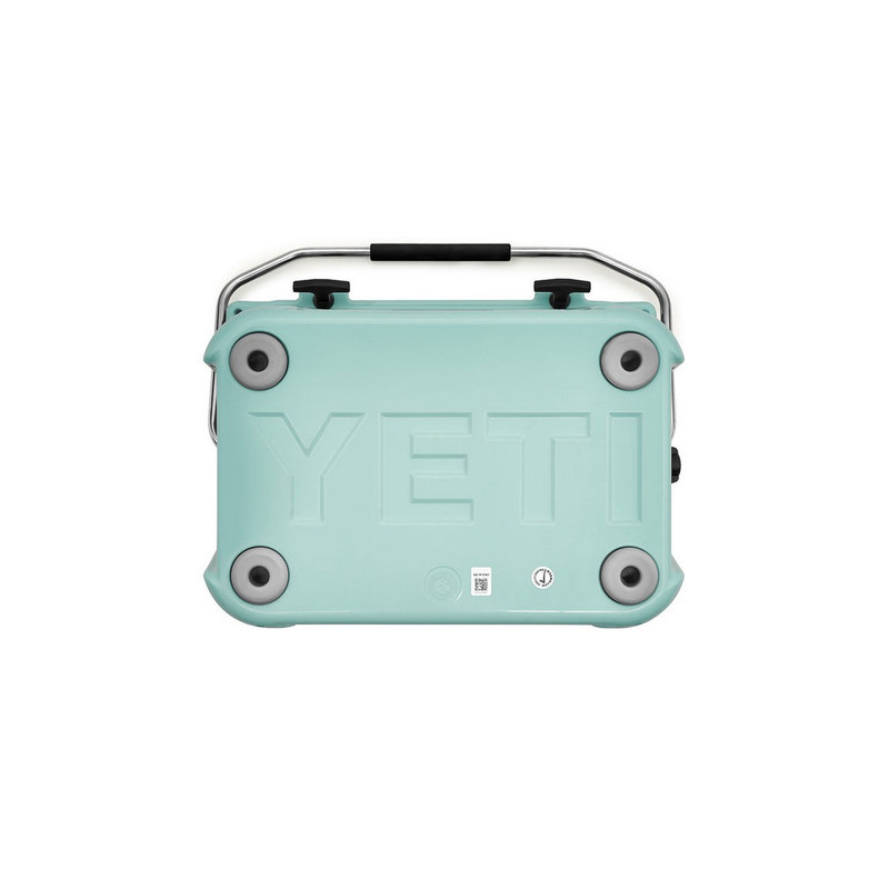 Yeti Roadie 20 Cooler in Seafoam Color