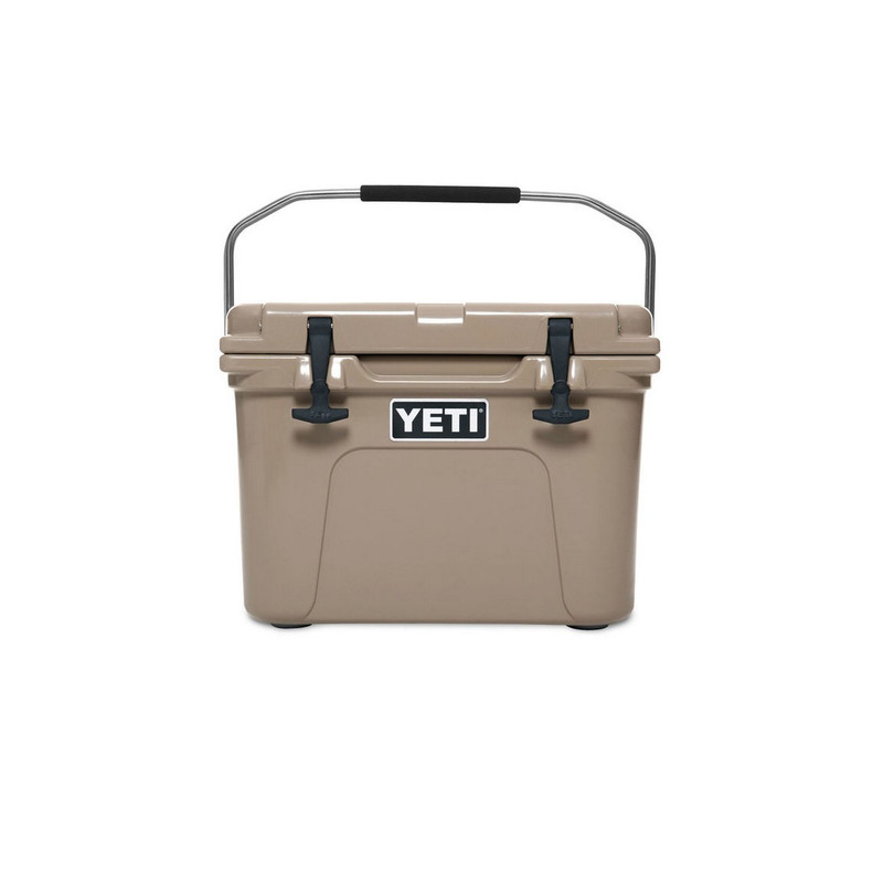 Yeti Roadie 20 Cooler in Tan Color