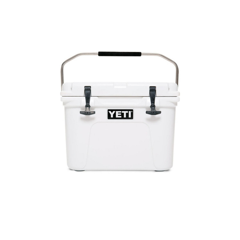 Yeti Roadie 20 Cooler in White