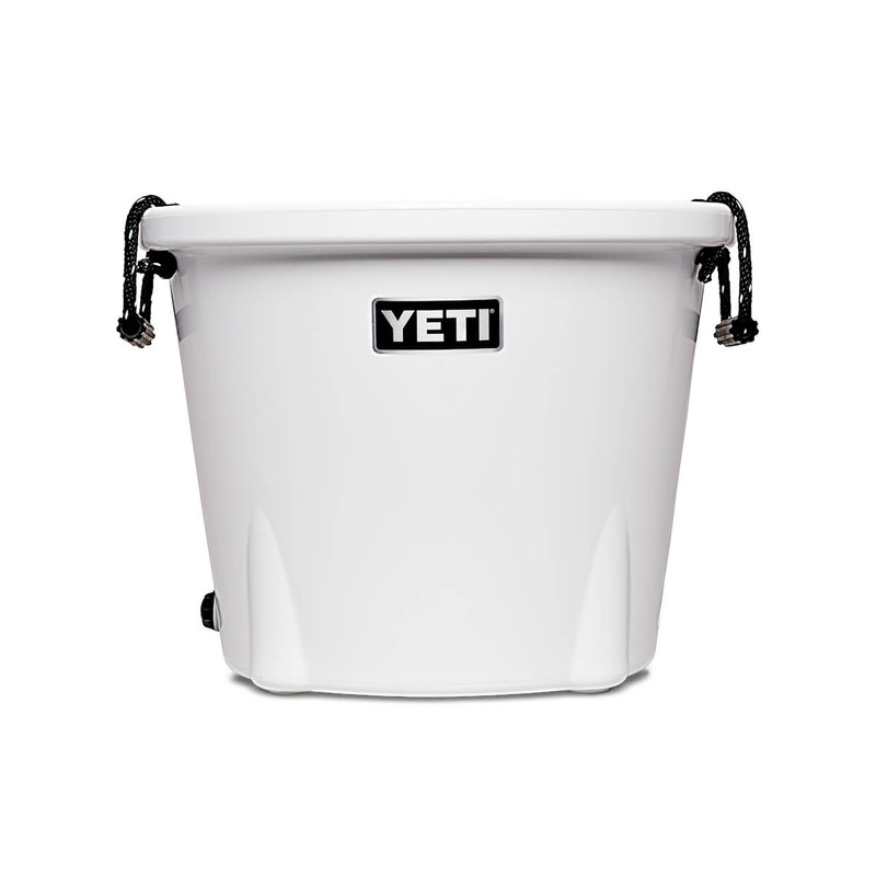 Yeti Tanks - 45 and 85 in White Color