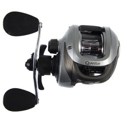 Zebco Quantum Throttle 100 Left Hand Bait Casting Reel