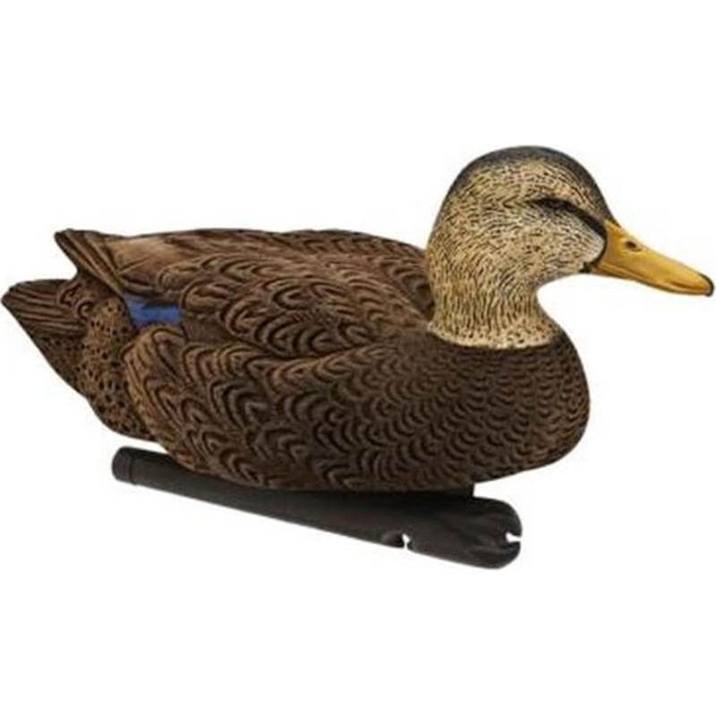 Avian-X Topflight Black Duck Decoys 6 Pack