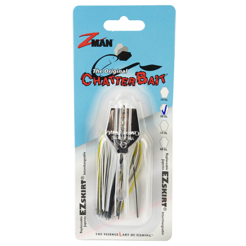 Z-Man The Original ChatterBait Fishing Lure - 3/8oz in Sexy Shad