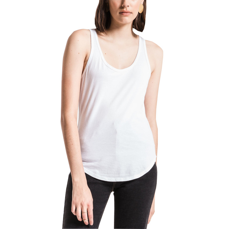 Z Supply The Perfect Tank in White Color